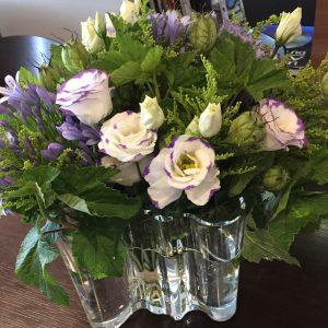 Bouquet de fleurs Automne - Hiver
