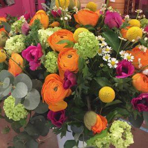 Bouquet PRINTEMPS – ÉTÉ